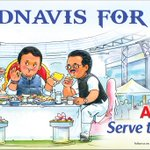 Amul Topical : Maharashtra's new leader. http://t.co/cord0ZnwOl
