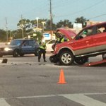 Tow truck on scene now at Park and Belcher in Pinellas Park. http://t.co/5aIcKSiXQl