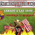 Mañana juega nuestro equipo, 5 minutos antes del partido sonará el himno del Real Sporting en la Regence Te esperamos http://t.co/ng5Qhc8ZvB