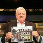 Justicia por Sole, ni mas ni menos, JUSTICIA!!! http://t.co/ku4vrcWiMP