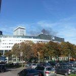 """Wow • @Baptiste_Bruzel: @benanegatif @franceinter Incendie impressionnant à @radiofrance  https://t.co/LBU0SBxT0Q"""""""