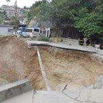 Via @DiarioAvanceWeb #31O Pasan roncha por vía caída http://t.co/u3ap7KMwzo .@trafficMIRANDA http://t.co/Qm8jkzBg0R