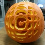 Happy Halloween from #cbcyxe. @TweeterMillsCBC Tweeters a talented carver. #cbchalloween http://t.co/4jOEoiwZSU