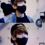 [preview]141031 Baekhyun @ Mexico Airport (♡see the light) http://t.co/2pGGZI10r0
