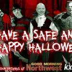 Happy #Halloween from your friends at Good Morning Northwest on #KXLY! http://t.co/ba5M5VhnHn