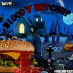 Weve spooked up our burgers, its no sick joke, just bloody ketchup! RT to #WIN products!! #FreebieFriday #Halloween http://t.co/kVkdLpu6RL