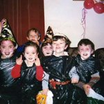 Kid Dressed In Black Bin Bag Not Sure Exactly What He's Supposed To Be http://t.co/z39nRKpdw3 #Halloween #ireland http://t.co/6TBSiaxlzr