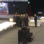 All candidates and their agents now clustered around returning officer desk @sheffieldstar @SYPCC http://t.co/BRL4FMp9Oj