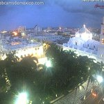 6:10am #Veracruz pto.Para hoy se prevé tiempo nublado c/lluvias en la mayor parte dl Estado y #NORTE fuerte en costas http://t.co/TodYlIK0Qz