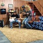 """""""@TODAYshow: .@KathieLGifford & @HodaKotb are…Wayne's World! #HalloweenTODAY #schwing http://t.co/sAwFRIzkxN"""" this.is.awesome!"""