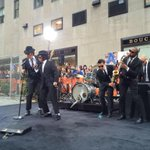 .@AlRoker & @LesterHoltNBC are…The Blues Brothers! #HalloweenTODAY http://t.co/kvB7iKeLAF