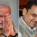 Maharashtra gets its own Narendra - @Dev_Fadnavis - who will rule the state once belonged to Thackerays and Pawars. http://t.co/6YMalcPzDR