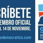 Acá esta la clave, para que nos puedas acompañar en la consulta del CD a la GOBERNACIÓN. @AlvaroUribeVel http://t.co/OP4lgU4cw5