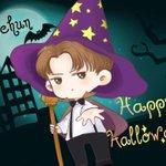 [Fanart] #SEHUN Happy Halloween~ ????cr:酥酥酥酥苏米 http://t.co/p4eb7z9lGt http://t.co/NAMTEEZRiX