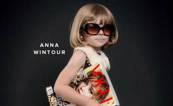 #HappyHalloween from mini #AnnaWintour http://t.co/eqvOiS3eP0