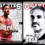 Ya a la venta la nueva Gigantes, con doble portada: Guía NBA y homenaje a José Luis Abós http://t.co/Of7WpUEF6n http://t.co/rg42KkrNtD