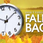 """Dont forget to """"fall back"""" an hour tomorrow night before you go to bed! bocapolice http://t.co/2upRxMXeL5"""
