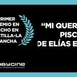 """PRIMER PREMIO HECHO EN CASTILLA-LA MANCHA @RTVCM """"Mi queridísima piscis"""", por Elías Espinosa López. ¡Felicidades! http://t.co/veR2WMlcr8"""