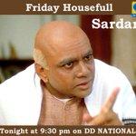 Dont Miss #Sardar -Special film on the occasion of the birth Anniversary of Sardar Vallabhbhai Patel @SirPareshRawal http://t.co/xSQ83SbFvp