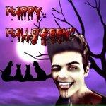 Abrahamers!! Feliz Día de Halloween para tod@s!! Mua-ha-ha-ha! #TrickOrTreat 🎃👻 Os amo <3 http://t.co/8k1dOjAPAg