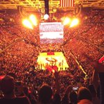 win or lose, yesterday was everything. #Cavs #CavsOpener #AllForCLE http://t.co/Du6n0IZrg0