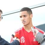 New #NFFC signing @RealThomasInce has trained with the club this morning for the first time. http://t.co/K8KvRUv1CI http://t.co/eUYCVTgvIB