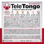 La #Teletón traslúcida...la gran estafa del poder #economico, esconder el #Estado para resolver con #Mercado... http://t.co/TSeBy6y2g1