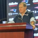 "Bill Belichick asked where his Halloween costume is. His response? ""Im in it."" http://t.co/oDxpFTwWyf"