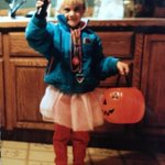 Growing up in Montana, we had to wear winter gear w/costumes bc It was always freezing on #Halloween ????@KGWSunrise ❄️ http://t.co/04d4T6V4gu