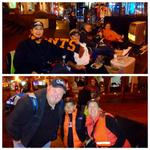 #SFGiants fans are lining up for #WorldSeries parade today. Our coverage starts at 11am on #KNBR 680. #OrangeTogether http://t.co/EH3MCLqQX0