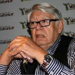 """Muere uno de los grandes periodistas de la TV: Jorge Saldaña. Inolvidable su """"sopa de Letras"""", """"Nostalgias"""", etc. http://t.co/9XoKqMZElu"""