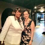With State Representative,@KieshaSpeech @kindraspeech & union President Albert Garrett #IVLPWomenInPolitics #Detroit http://t.co/lDgNc6D5Xm