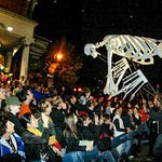 B sure to see the #Halloween parade in the Village tonight! Check out #NYCs other events http://t.co/mzIVl62rYS http://t.co/0iCmLvjgRt