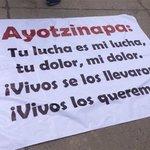 #43ConVidaYa @UNENUNI en respaldo a los compañeros Estudiantes Mexicanos. Queremos RESPUESTA. http://t.co/Q0wYGTdVyE