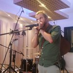 Live on air with @JeremyLoops! Tune into @5FM now for #5Live at the @redbullstudioct. http://t.co/r547uKkGoh