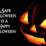 Happy Halloween! Stay safe tonight! Walk in groups, wear reflective clothing & have fun! http://t.co/r9D2o2jyAL