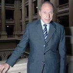 Eugenio Zaffaroni renunció a la Corte Suprema http://t.co/yK3NR1macx http://t.co/wt8Sq8KSW1