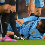 David Silva is expected to be out for three weeks and will miss the Manchester derby. http://t.co/xl4Pe3ZjiF #mcfc http://t.co/olYYiAtGwt