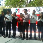 @MakySolisN presidente del @pri_mpal hace entrega de la #PropuestadeObra2015 al Presidente Municipal @EVillegasV http://t.co/V8g473KoDs
