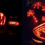 Congrats to @jenny5oto and @deeemunoz3, co-winners of the #DodgersHalloween pumpkin carving contest! (via Instagram) http://t.co/QfMFYYNS2F