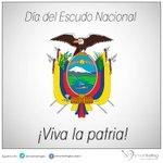 Celebremos con orgullo en este día ¡Viva el Día del Escudo Nacional! http://t.co/Vb1QOlBRD7