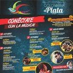 Pegate a la programación del #FestivalGolondrinaDePlata hoy desde las 5pm en el parque Simon Bolívar. Te esperamos!! http://t.co/Fs7pDN87nx