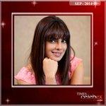 RT @TimesCelebex: .@priyankachopra bags the No.1 spot on #TimesCelebex for the month of Sep