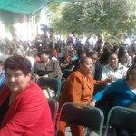 A punto de dar inicio a la presentaciòn de Propuesta de Obra 2015 PRI Municipal @dlizmaldonado @MakySolisN @DgoPRI http://t.co/eUMkPQyFZU