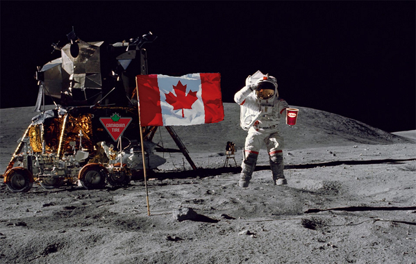 AS A FOLLOW-UP TO THIS: http://t.co/u1oZPXiUhr , HERE IS AN AUTHENTIC CANADIAN PHOTO OF THE MOON LANDING: http://t.co/5PDYmnErqd
