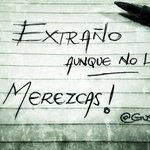 #UnaBuenaFrase Te Extraño... http://t.co/EtPn6LEpJf