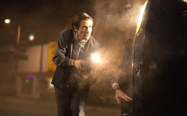 'Nightcrawler' could be Jake Gyllenhaal's best—and creepiest—performance to date. Our review:
