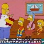 """#UnaBuenaFrase """"Dejaste un hueco en mi corazón ..."""". http://t.co/I48pFWermX"""