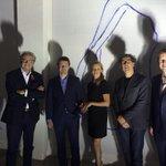 Bijzonder trots op #Matterhorn in Borgerhout, waar Transparant, Laika, De Roovers voortaan samen kunst maken http://t.co/JSm8zB6jxD