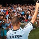 """@Rafinha en #entrevistaRCCV: """"El Celta está mostrando un nivel altísimo"""" http://t.co/e0omKVhtjr http://t.co/X1xIwkCWdy"""